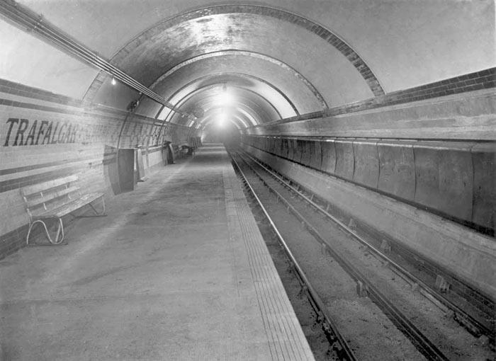 Trafalgar Square Station London Underground S Edwardian